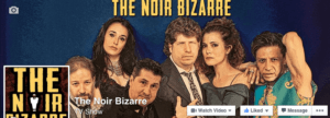the noir bizarre the show produced by Edgar Allan Poets