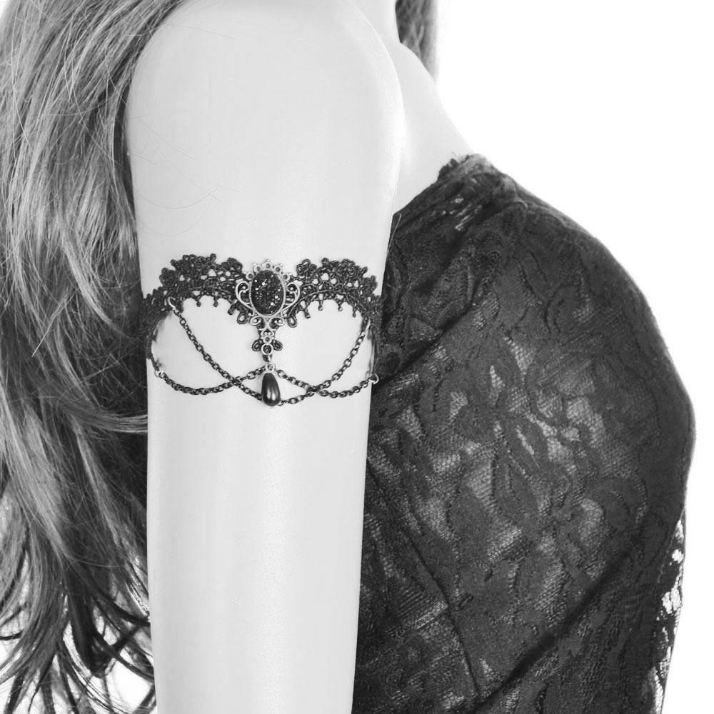 Irene Arm Bracelet Edgar Allan Poe Jewelry