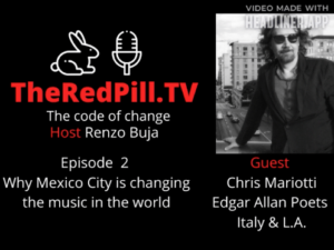 TheRedPill.tv Edgar Allan Poets Mexico City Interview