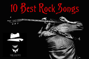 10 best rock songs Edgar Allan Poets