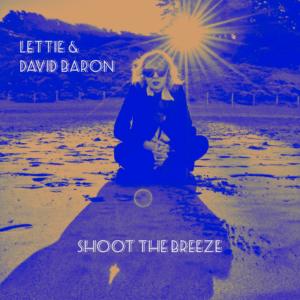 Lettie and David Barron Shoot the breeze