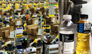 Amazon Employees Forced To Pee In Bottles