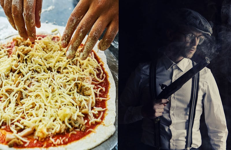 Mafia Boss Caught After Posting Cooking Show On Youtube
