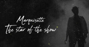 The Star Of The Show Marquisette