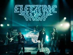 Trembling Bones Electric High