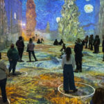 Walk Inside a Van Gogh's Painting