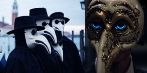 The Plague Doctor And The Origins Of This Creepy Mask