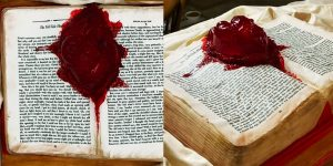 This Poe's Inspired The Tell-Tale Heart Cake Has a Beating Heart