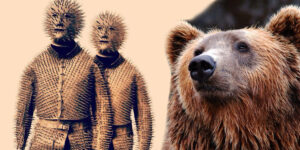 This Siberian Bear-Hunting Armor Is Perfect To Hug Your Enemies