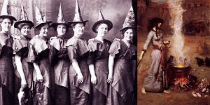 In The Middle Ages Women Were Accused Of Witchcraft To Take Over Their Beer Business
