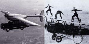 The Craziest Stunts of 1940