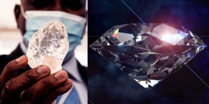 The Third Largest Diamond In The World Discovered In Botswana