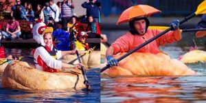 This October The Giant Pumpkin Regatta Are You In
