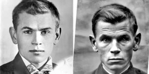 A Soldier's Face After Four Years Of War   The Story Of Yevgeny Kobytev