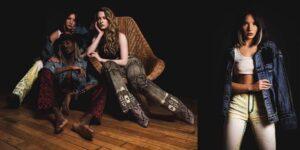 Frayed Needle's Fashion Dress Like A Rock Star