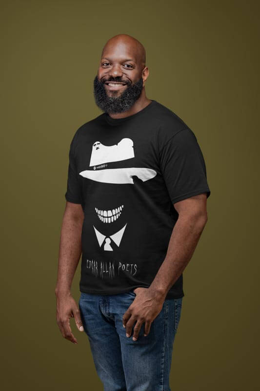 Edgar-Allan-Poets-Logo-T-Shirt-Black-Guy