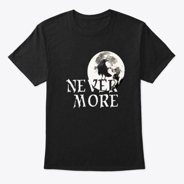 Edgar Allan Poets Nevermore T-Shirt Men