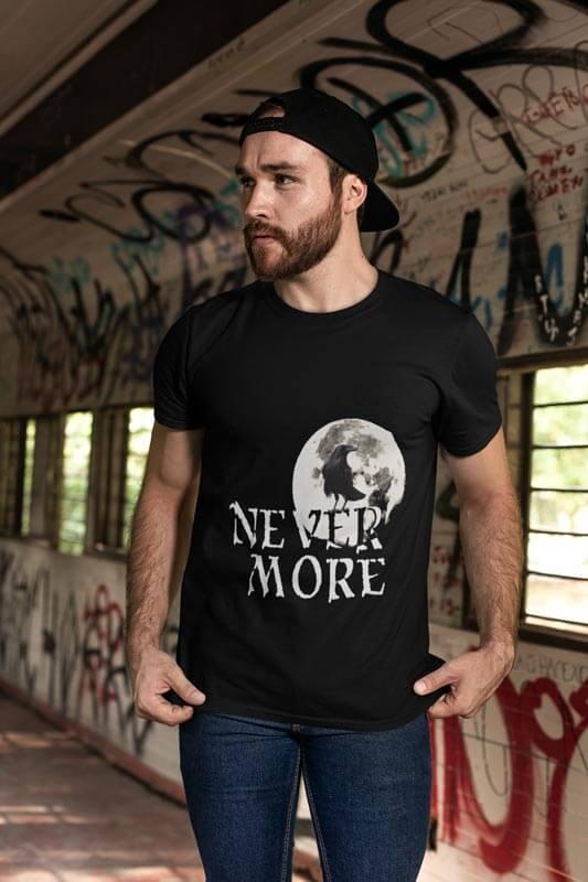 Nevermore-T-Shirt-Man