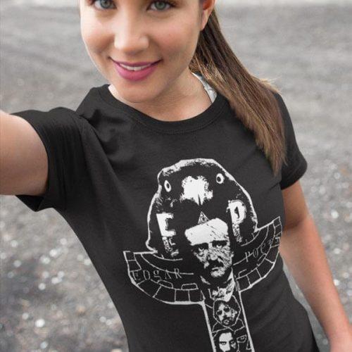 Noir-Totem-T-Shirt-Female