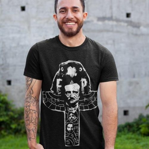 Noir-Totem-T-Shirt-Man