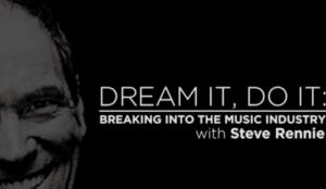 Steve Rennie featured Edgar Allan Poets in his Renmanmb internet show