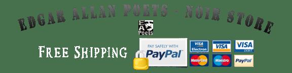Logo Edgar Allan Poets Store