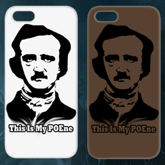 Edgar Allan Poe Phone Case