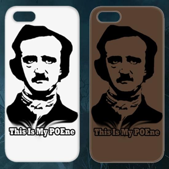 Edgar Allan Poe Phone Case